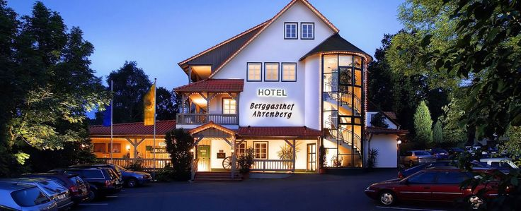 Romantik Hotel Ahrenberg in Bad Sooden-Allendorf