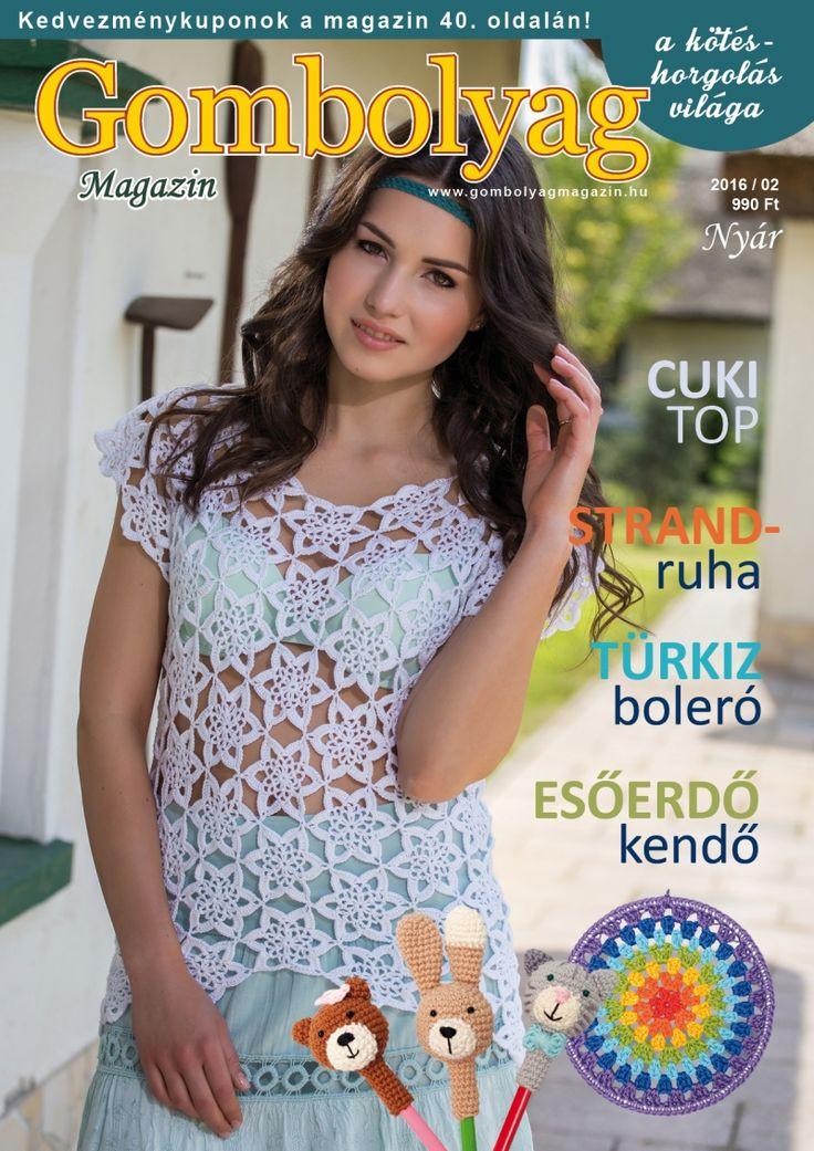 Gombolyag Magazin - 2016/02. - 7. szám