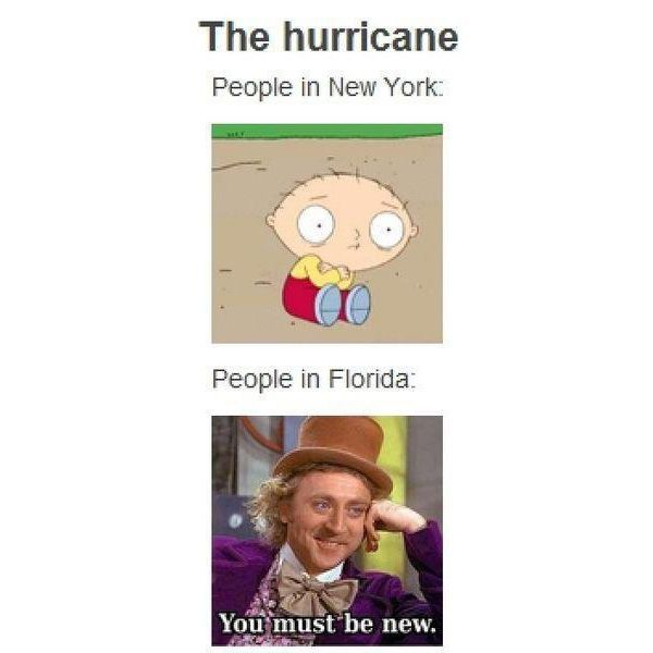egotripland.com | The Inevitable Hurricane Sandy Memes of 2012.
