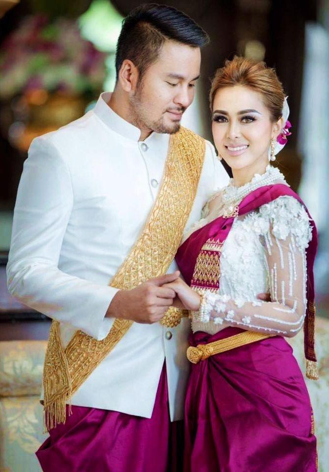 The 25 Best Cambodian Wedding Dress Ideas On Pinterest