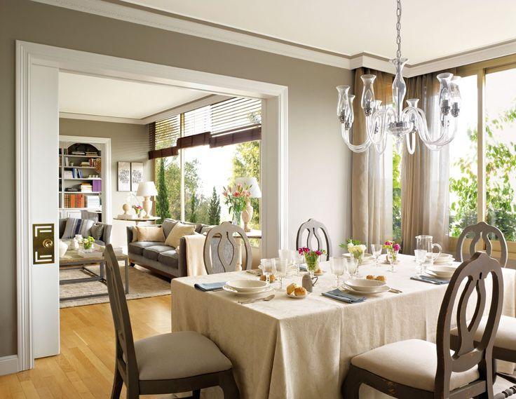 Decora el comedor con nuestros expertos · ElMueble.com · Escuela deco