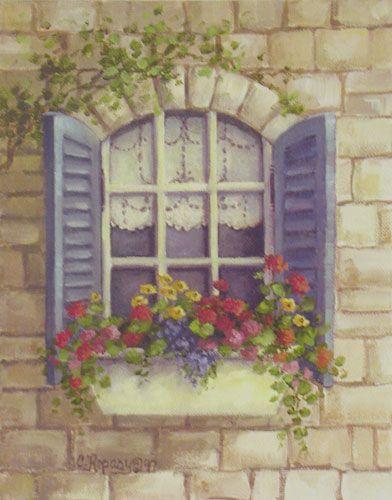 Window box by Christie Repsay