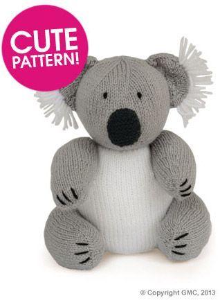 415668240579814523 Free Koala Pattern | Deramores