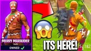 Merry Marauder Skin Coming Back To Fortnite Fortnite Merry Marauder