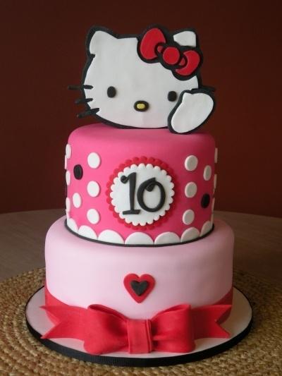 Hello Kitty Design Cake Goldilocks : 25+ best ideas about Hello Kitty Cake Design on Pinterest ...