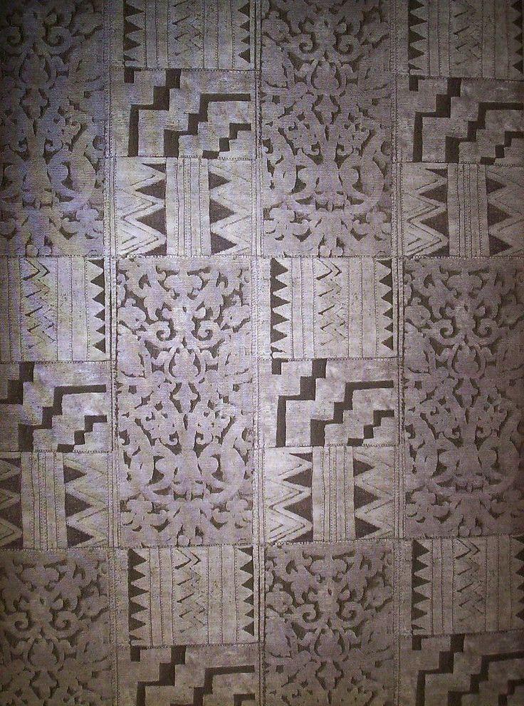 Raymond waites moroccan tribal style wallpaper 32 ebay for Moroccan style wallpaper