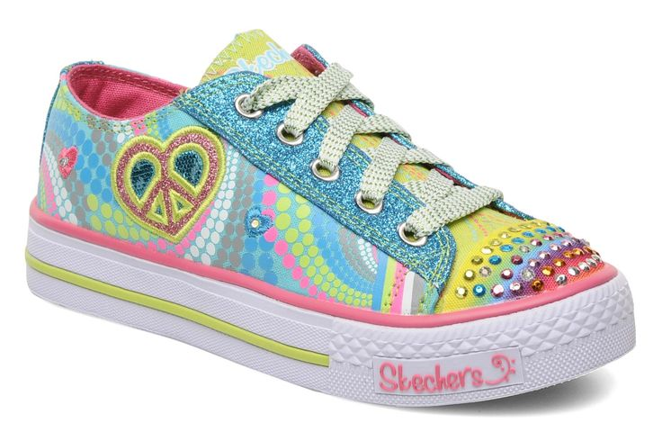 Deportivas Skechers Shuffles-Heart Sparks - 10194L Multicolor - Sarenza.es (131191)