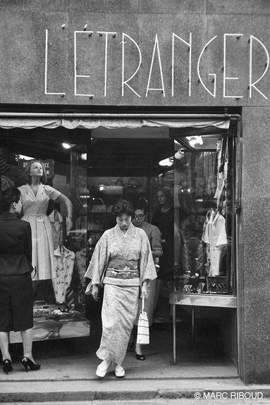 1958 Japan ©Marc Riboud