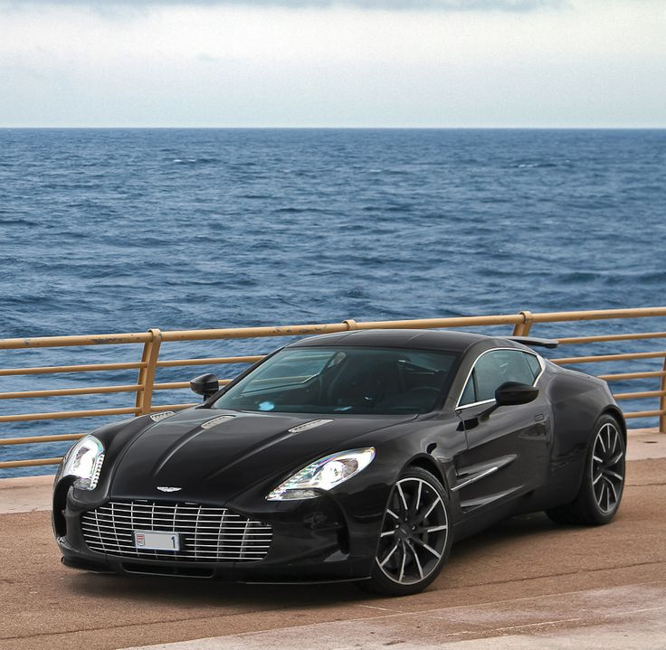 Exceptional Aston Martin One 77 Nice Look