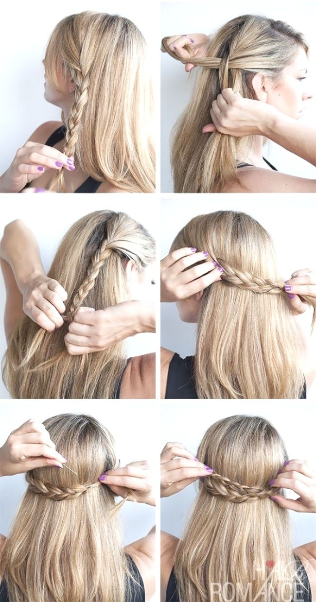 11 Gorgeous Hairstyles For Medium Length Hair Easy To Make A