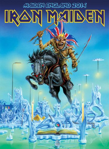 Iron Maiden rejoint David Guetta au Main Square Festival d'Arras en juillet 2014 ! | Cinealliance.fr