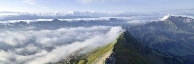 Schrattenfluh (Ballonfahrt), Switzerland