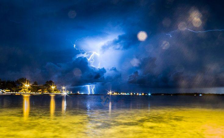 Thunder Bolt by Anggit Priyandani