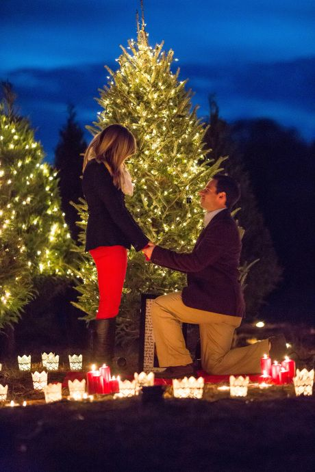 designer brands online shopping This Christmas proposal might be one of the cutest things we have EVER seen