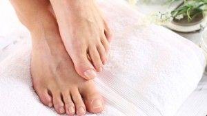 Diez tips para suavizar los pies