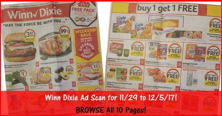 Winn dixie weekly coupon deals