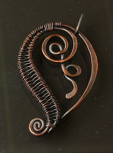 Paisley Pendant | Explore tapointt's photos on Flickr. tapoi… | Flickr - Photo Sharing!