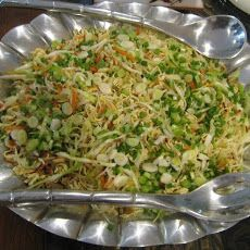 Ichiban noodle salad