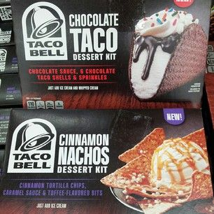 Taco Bell's dessert game has always been strong.*   Taco Bell Just Created Cap'n Crunch Donuts And They Look Insane