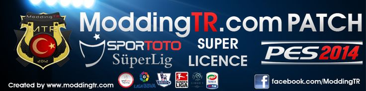 PES 2014 Super Licence Patch