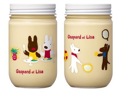 Kewpie Mayonnaise × Gaspard et Lisa  by Kewpie Corporation