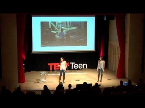 Question for students: Why might it be important to share our experiences of failure with others? How do we grow, how do they grow? TEDxTeen - Tara Suri & Niha Jain - Learning to Fail