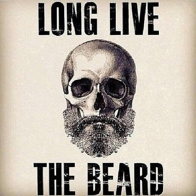 Beard hasta la muerte!!!