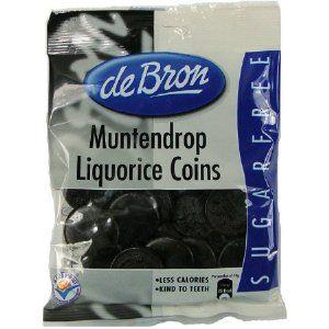 de Bron Sugar-Free Muntendrop (100 g.)