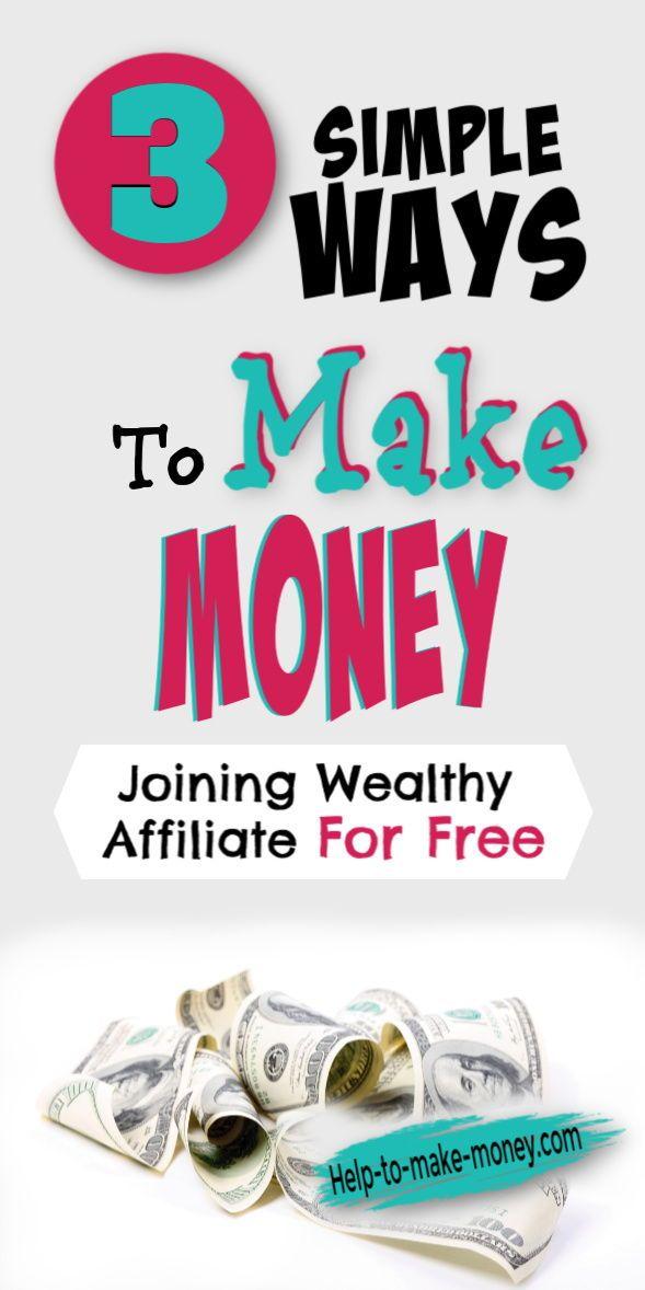 3 einfache und legitime Möglichkeiten, um von zu Hause und von überall im Internet Geld zu verdienen …   – Extra Income Ideas