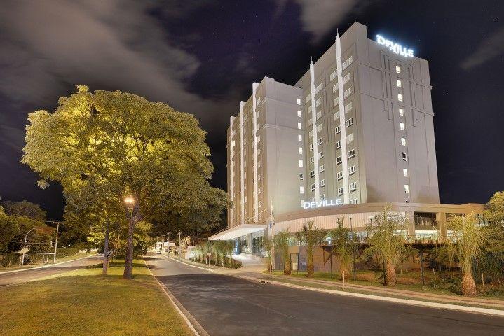 Hotel de Campo Grande é destaque em premiação internacional