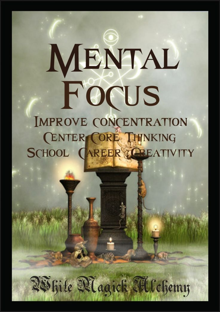 how to stay mentally focused
