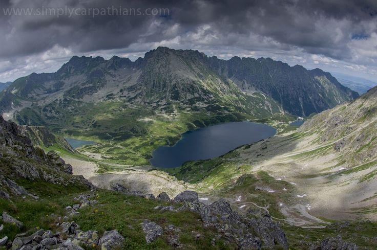 Amazing Tatra Mountains.