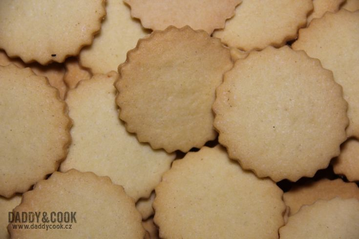 Domácí máslové sušenky - Daddy&CookDaddy&Cook