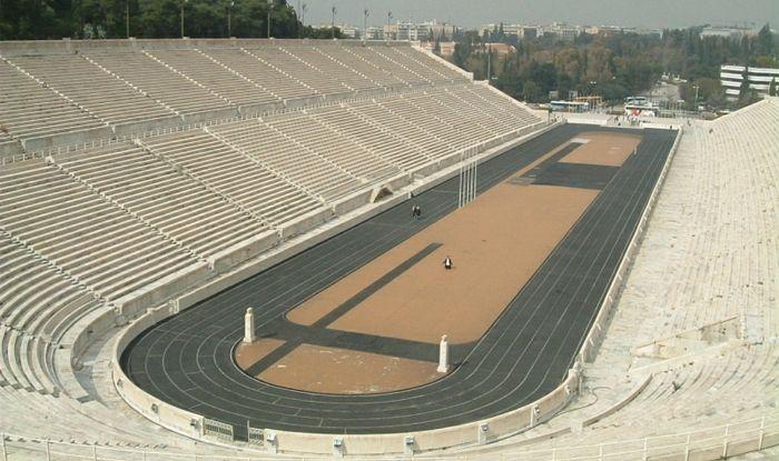 Мраморный стадион Калимармаро