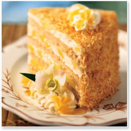 Tommy Bahama's Pina Colada Cake Recipe - Key Ingredient