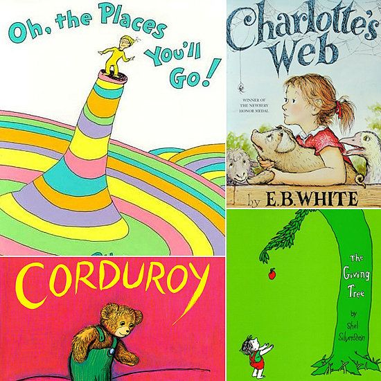 20 Must-Have Classic Children's Books (and when to introduce them). I own and love most of these, but there were a few I haven't read