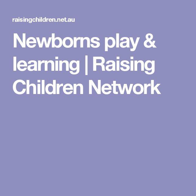 Newborns play & learning | Raising Children Network