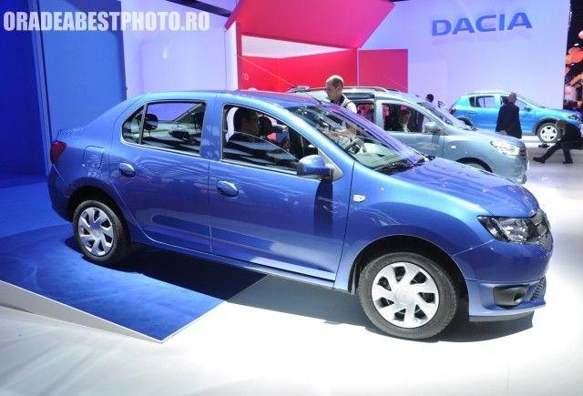 Dacia Logan & Sandero