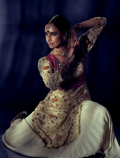 Sharmini Tharmaratnam - Kathak Dance (India)