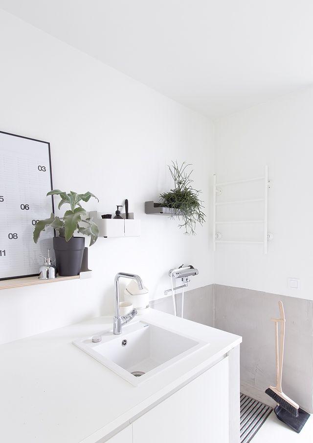 Via Musta Ovi | Iris Hantverk | Iittala Aitio | White Kitchen | Nordic