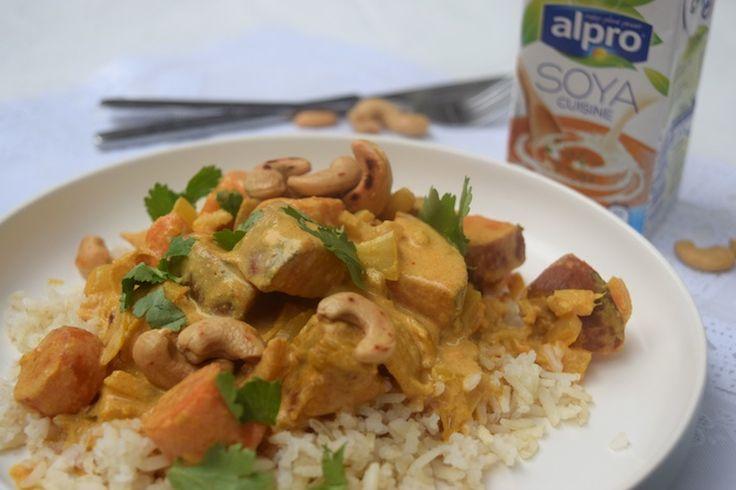 ADVERTORIAL – Brrrrrr, dit weer vraagt om verwarmende, goedvullende gerechten. Ik bedacht me dat ik al veel te lang geen curry had gehad. Waarom eigenlijk niet, ik vind het namelijk megalekker en het