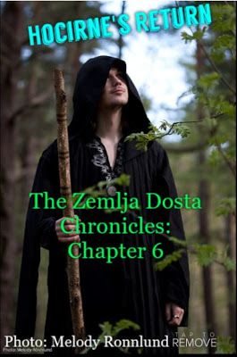 Alfonzo Words - The Zemlja Dosta Chronicles: Chapter 6