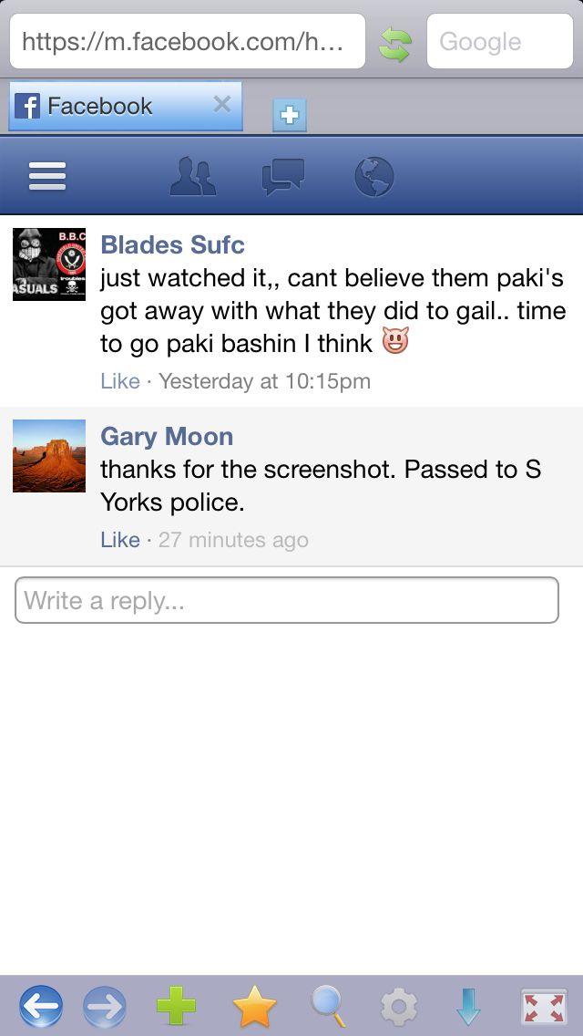 Blades SUFC reviews last nights television. #EDL #EDLGirls.