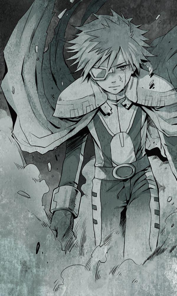 The Digimon Emperor, Ken Ichijouji - Digimon Adventure 02