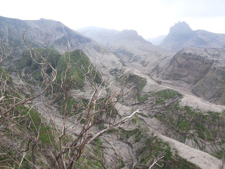 kelud mountain