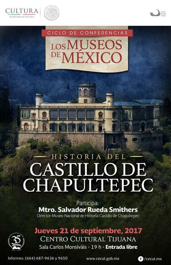 Los Museos de México: Historia del Castillo de Chapultepec