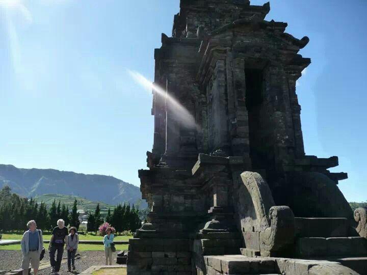 Dieng Temple, Dieng, Wonosobo, Indonesia