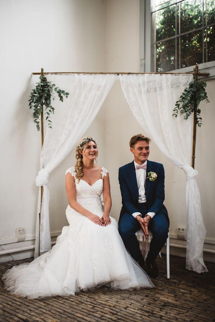 De DIY bruiloft van Niels en Ingeborg - Girls of honour - blog over trouwen en je bruiloft regelen
