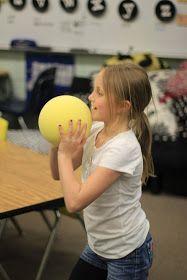 Speedball brain break... Love the rules.