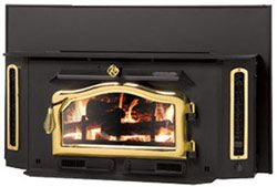 Country Flame O2 Wood Fireplace Insert - O2 http://www.woodstovepro.com/store/Wood-Fireplaces-Stoves-Inserts-c166/